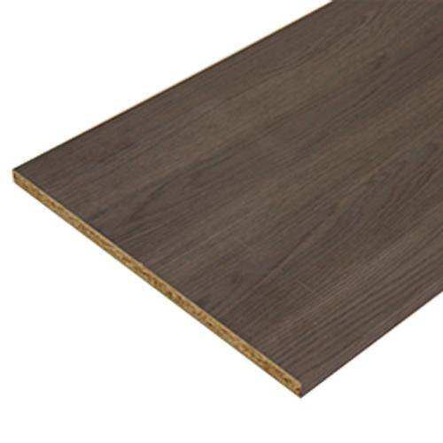 Sencys meubelpaneel donkere eik 250x50cm
