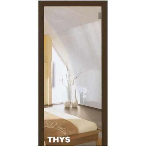 Thys veiligheidsglasdeur 'Thytan Everyway' helder 211x73cm