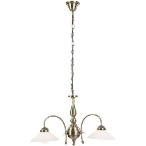 Globo hanglamp landlife ø64cm klassiek glas 3x60w