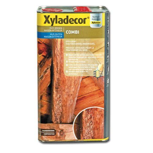Traitement du bois Xyladecor 'Combi' 5L