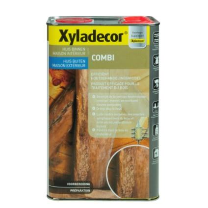 Xyladecor houtbehandeling 'Combi' 2,5L