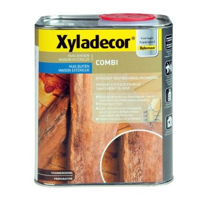 Xyladecor houtbehandeling 'Combi' 750ml
