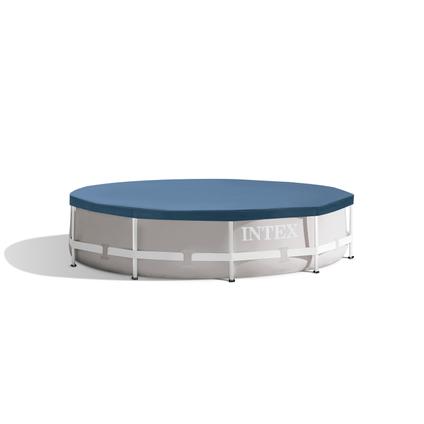 Bache de protecion piscine frame Intex diam. 305 cm