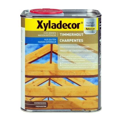 Xyladecor timmerhout bescherming kleurloos 750ml