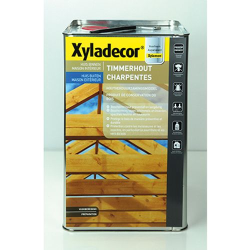 Protecteur charpentes Xyladecor incolore 2,5L