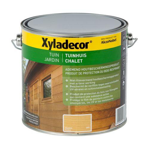 Lasure Xyladecor Chalet incolore mat 2,5L