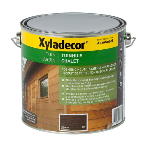 Xyladecor beits Tuinhuis palissander mat 2,5L