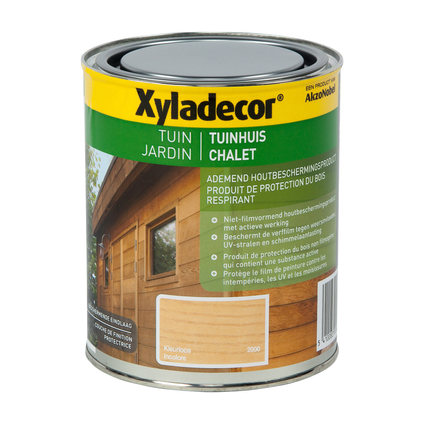 Lasure Xyladecor 'Chalet' incolore mat 750ml