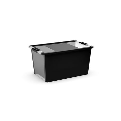 Boîte de rangement Sencys 'Bi Box L' noir 40L