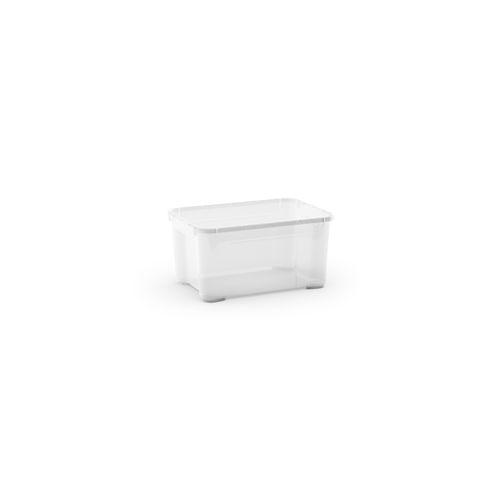 Boîte de rangement Sencys 'T Box XS' transparent