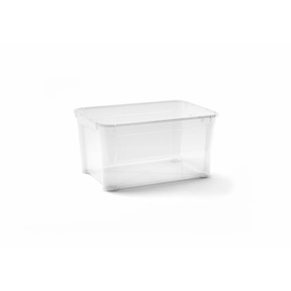 Boîte de rangement Sencys 'T Box L' transparent 47L