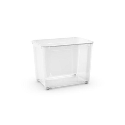 Boîte de rangement Sencys 'T Box XL' transparent 70L