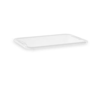 Sencys deksel 'T Box M-L-XL' transparant