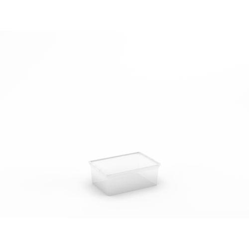 Baseline opbergdoos C Box S transparant