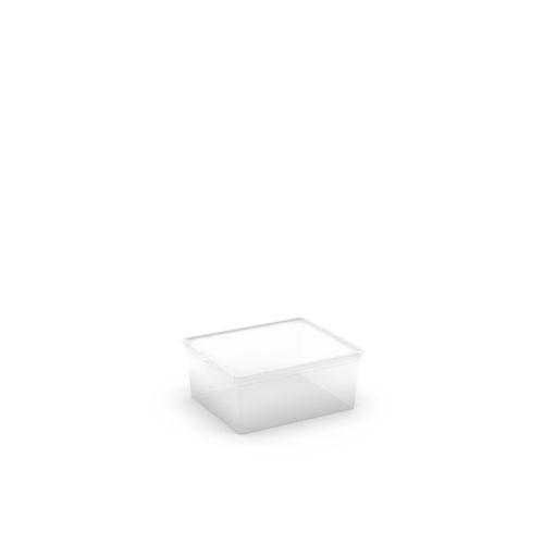 Boîte de rangement Baseline 'C Box M' transparent