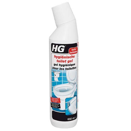 Gel hygiénique pour les toilettes HG 650 ml