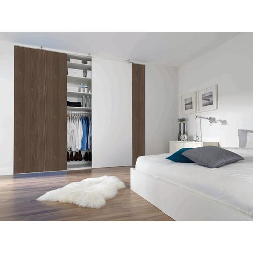 Sencys meubelpaneel donkere eik 250x80cm