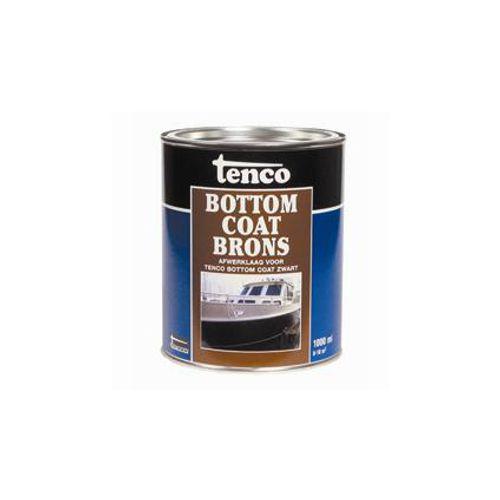 Tenco bottomcoat brons 2,5 l