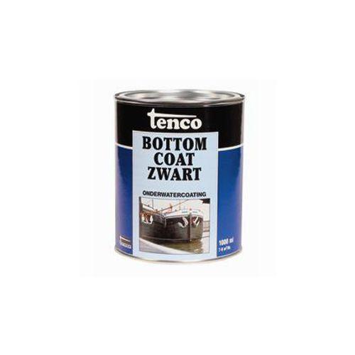 Tenco Bottomcoat onderwatercoating zwart 2,5 l