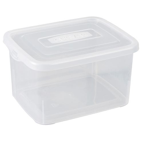 Boîte de rangement Allibert 'Handy Box' transparent 3L