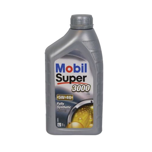 Huile moteur Mobil Super 3000 X1 5W40 GSP 1l