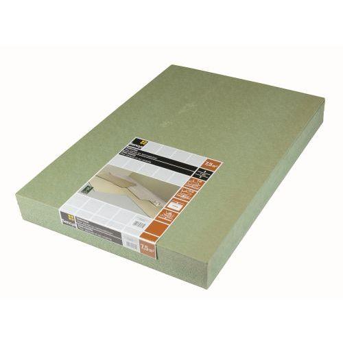 Sencys ondervloer Isoboard 7,5m²