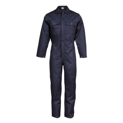 Busters werkoverall Basic blauw L
