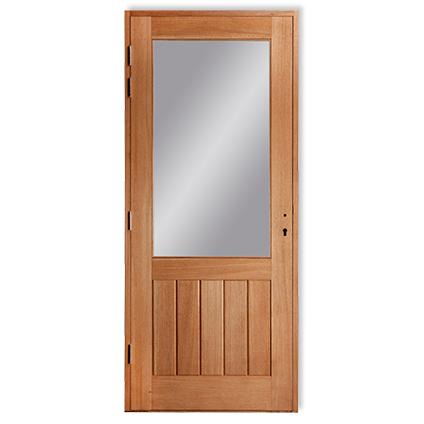 Bloc-porte extérieur JéWé verre droite 88cm