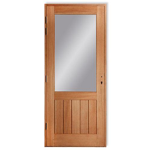 JéWé ingekaste buitendeur glas rechts 88cm