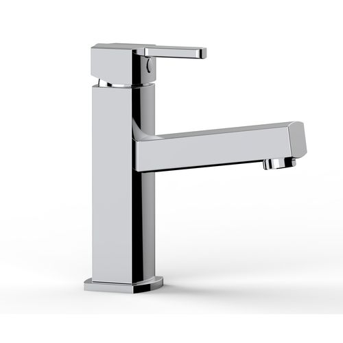 Robinet lave-mains Essebagno Scoop chromé