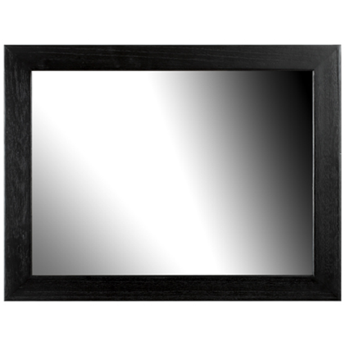 Spiegel 'Salsa' zwart 40 x 50 cm