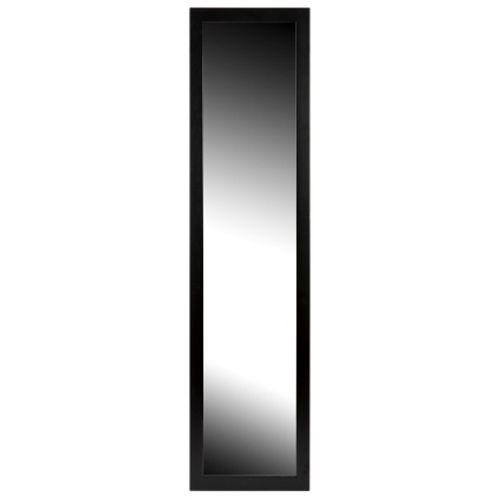 Spiegel 'Soweto' zwart 32 x 150 cm