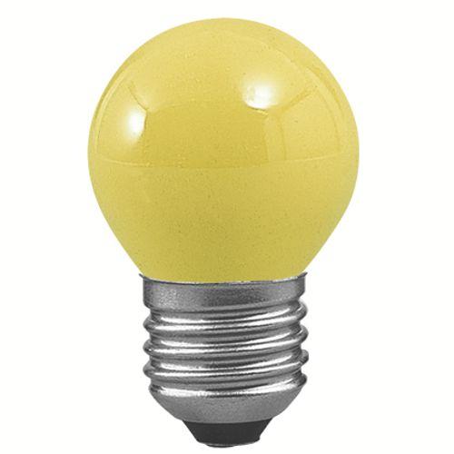 Paulmann gloeilamp 'Kogel' geel 25W