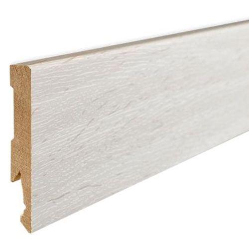 Sencys plint Placage natuurlijke eik 1,4x8cm