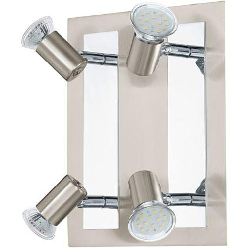 Eglo plafondlamp 'Rottelo' 4x50W