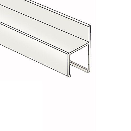 HDM H-stoelprofiel 'Outdoor' gebroken wit 40 mm