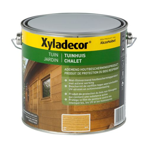 Xyladecor beits Tuinhuis den mat 2,5L