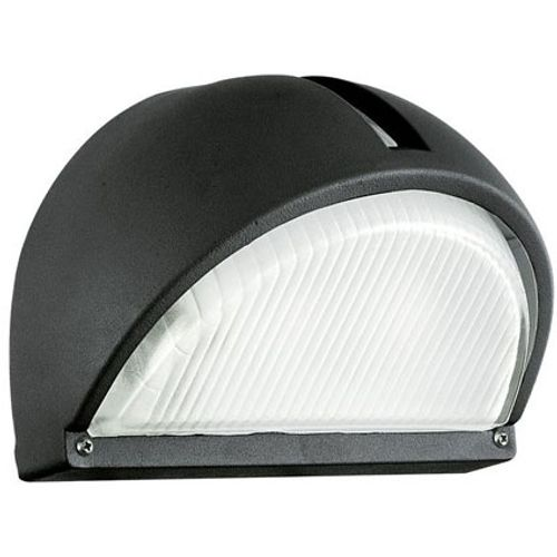 Eglo wandlamp buiten 'Onja' zwart 60 W