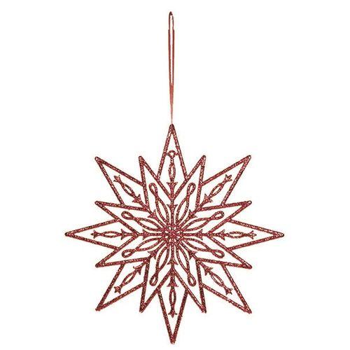 Étoile rouge Weiste 250mm