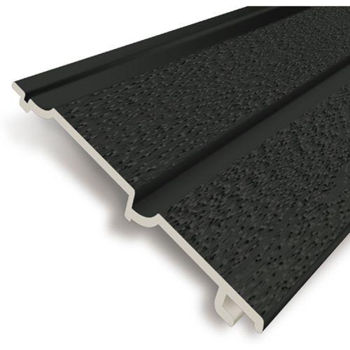 HDM gevelbekleding 'Outdoor' PVC antraciet 9 mm