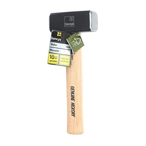 Sencys moker hout 1,25kg