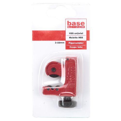 Baseline pijpensnijder 3-22 mm