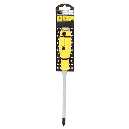 Sencys schroevendraaier met slagkap kruiskop PH3 x 150mm