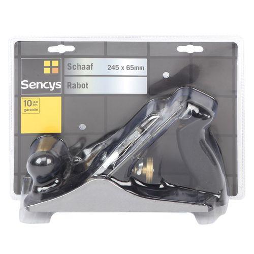Sencys schaaf 245 x 65mm