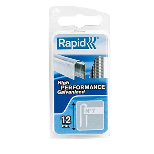 Rapid kabelnieten n° 7 - 12 mm 960 stuks