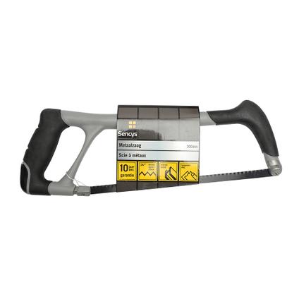Sencys metaalzaag' Quick Pro' 30 cm