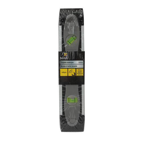 Sencys waterpas 'Torpedo' 22,5 cm