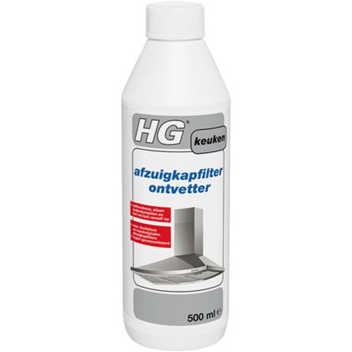 HG afzuigkapfilter ontvetter Keuken 500 ml