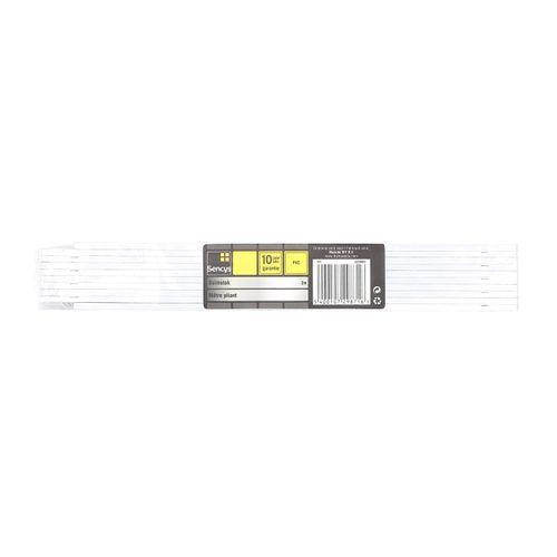 Sencys duimstok PVC 2m