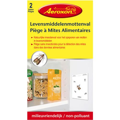 Piège phéromone anti-mites Edialux 'Aeroxon' - 2 pcs